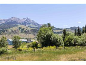 Property for sale at 246 Six Mile Creek Road, Livingston,  Montana 59047