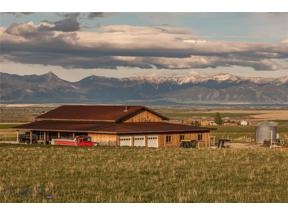 Property for sale at 11526 Gravel Pit Road, Manhattan,  Montana 59741