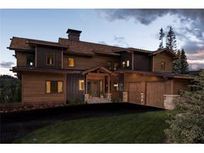 Property for sale at 453 Outlook Trail, Big Sky,  Montana 59716