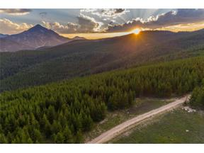 Property for sale at TBD Ridge Fork Road, Big Sky,  Montana 59716