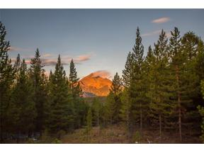 Property for sale at TBD Ridge Fork Road, Big Sky,  Montana 59716
