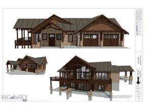 Property for sale at 89 Diamond Hitch Road, Big Sky,  Montana 59716