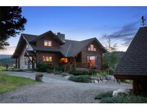 Property for sale at 371 Grouse Ridge Drive, Big Sky,  Montana 59716
