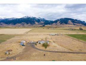 Property for sale at 13 Pine Grove Lane, Pray,  Montana 59047
