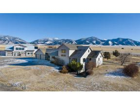 Property for sale at 13920 Theisen Road, Belgrade,  Montana 59714