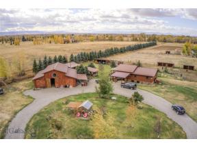 Property for sale at 3573 Spain Bridge Road, Belgrade,  Montana 59714