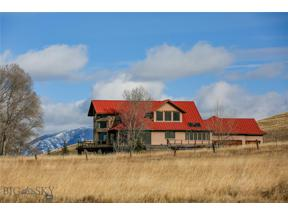 Property for sale at 172 Shields River Road E, Livingston,  Montana 59047