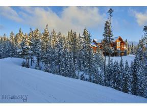 Property for sale at 40 Saddle Horn Road, Big Sky,  Montana 59716