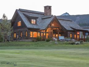 Property for sale at 170 Nighthawk Fork, Big Sky,  Montana 59716