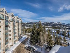 Property for sale at 40 Big Sky Resort Road Unit 1962, Big Sky,  Montana 59716