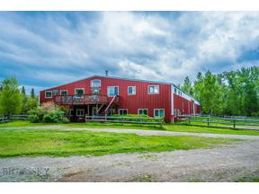 Property for sale at 87 Rocky Creek, Clyde Park,  Montana 59047