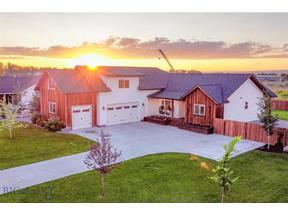 Property for sale at 510 Countryside Lane, Belgrade,  Montana 59714