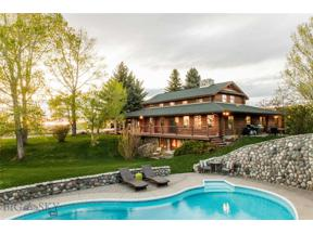 Property for sale at 5891 Sypes Canyon Road, Bozeman,  Montana 59715