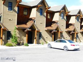 Property for sale at 6 Saddle Ridge Road I-4, Big Sky,  Montana 59716