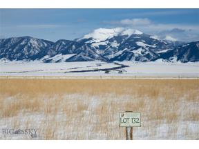 Property for sale at Lot 132 Pronghorn Meadows, Ennis,  Montana 59729