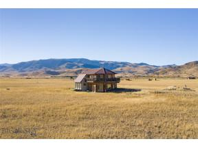 Property for sale at 114 Inverness Road, Livingston,  Montana 59047