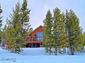 Property for sale at 9 Swift Bear, Big Sky,  Montana 59716