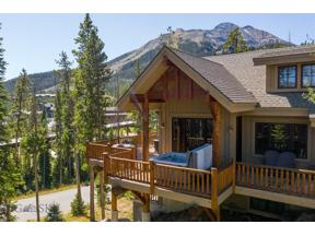 Property for sale at 7 Happy Trails Drive, Big Sky,  Montana 59716