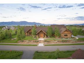Property for sale at 160 Braveheart Loop, Bozeman,  Montana 59718