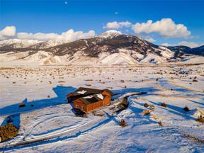 Property for sale at 30 Majestic Ridge Trail, Livingston,  Montana 59047