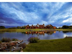 Property for sale at 171 Old Farm Road, Bozeman,  Montana 59715