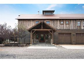 Property for sale at 12 Sunflower Lane, Livingston,  Montana 59047