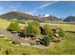 Property for sale at 40 Plenty Coups Trail, Livingston,  Montana 59047