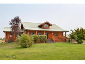 Property for sale at 480 Moose Crossing Road, Gallatin Gateway,  Montana 59730