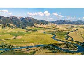 Property for sale at 2375 East River Road, Livingston,  Montana 59047