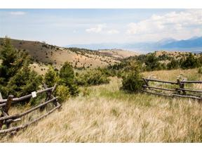 Property for sale at Parcel K Axolotl Lakes, Ennis,  Montana 59729