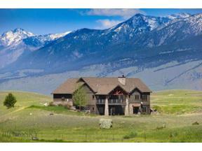 Property for sale at 12 Falcon Lane, Livingston,  Montana 59047