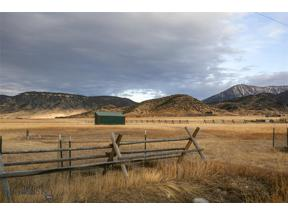 Property for sale at TBD Jumping Rainbow Road, Livingston,  Montana 59047