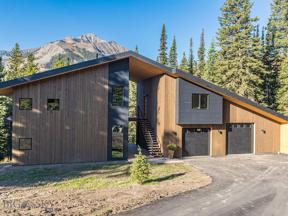 Property for sale at 13 Little Wolf, Big Sky,  Montana 59716