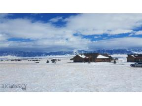 Property for sale at TBD Montana Way - Pronghorn Lot 6, Ennis,  Montana 59729