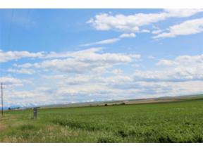 Property for sale at TBD Manhattan Frontage North, Manhattan,  Montana 59741
