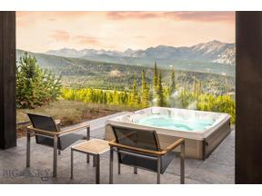 Property for sale at 275 Inspiration Point Spur 13-B, Big Sky,  Montana 59716