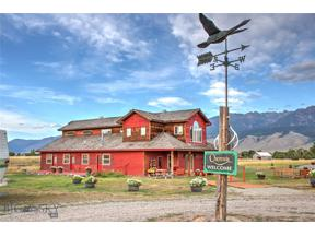 Property for sale at 55 Querencia Dr., Livingston,  Montana 59047