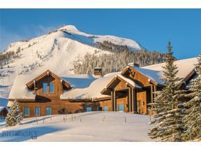 Property for sale at 3 Sawbuck Road, Big Sky,  Montana 59716