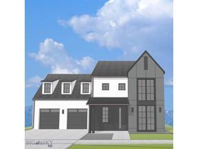 Property for sale at 3057 S 31st Avenue, Bozeman,  Montana 59718