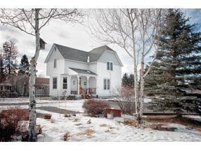 Property for sale at 113 N Quaw Boulevard, Belgrade,  Montana 59714