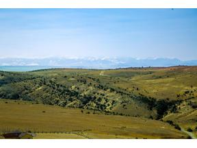 Property for sale at Lot 159 & 166 TBD Horseshoe Gulch Road, Manhattan,  Montana 59741