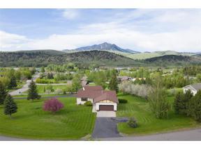Property for sale at 1321 Robin Lane, Bozeman,  Montana 59715