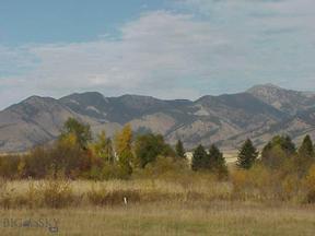 Property for sale at TBD Kean Drive, Bozeman,  Montana 59718