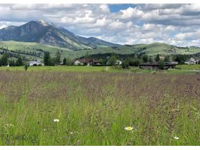 Property for sale at Lot 3 Canary, Bozeman,  Montana 59715