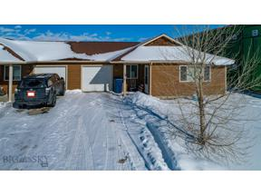 Property for sale at 1017 Prairie Drive, Livingston,  Montana 59047