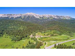 Property for sale at 13777 Bridger Canyon Road, Bozeman,  Montana 59715