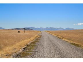 Property for sale at Lot 170 TBD Horse Thief Trail, Manhattan,  Montana 59741