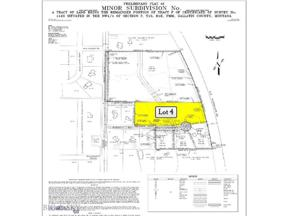 Property for sale at Lot 4 Thorpe Road, Belgrade,  Montana 59714