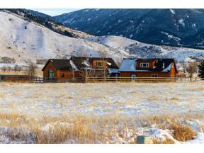 Property for sale at 5 Shoshoni Way, Livingston,  Montana 59047
