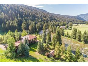 Property for sale at 360 Rainbow Ranch Rd, Big Sky,  Montana 59716
